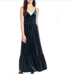 NWT Rebecca Minkoff Velvet Dress